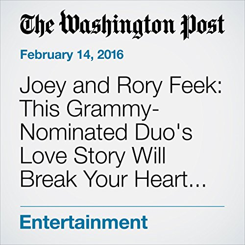 Joey and Rory Feek: This Grammy-Nominated Duo's Love Story Will Break Your Heart This V-Day cover art