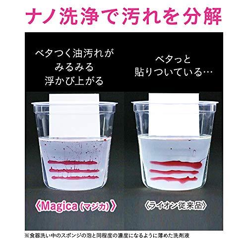 【大容量】チャーミーマジカ食器用洗剤除菌プラス詰め替え大型880ml
