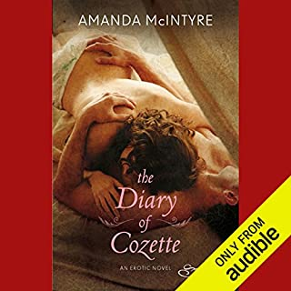 The Diary of Cozette audiobook cover art