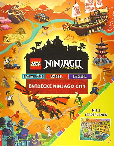 LEGO® NINJAGO® – Entdecke Ninjago City