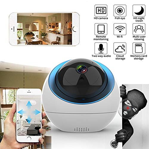 XIWAN 1080P Home Security IP-Kamera Zwei-Wege Audio Wireless Mini Infarot-Kamera-Nachtsicht CCTV-Kamera WiFi Baby Monitor ycc365 APP
