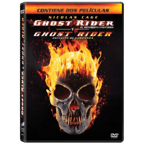 El Motorista Fantasma 1,2 - Duo [DVD]