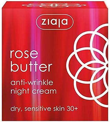 Ziaja Rose Butter Anti-Wrinkle Night Cream 50Ml