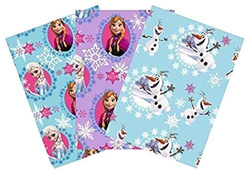 Hoomark Artex 10036028 - Geschenkpapier Frozen
