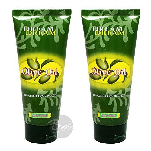 Dream Body Olive Oil 100ml (Pack of 2)