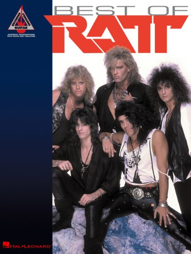 Best of Ratt Songbook (Guitar Recorded Versions)