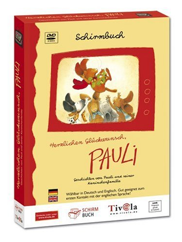 Herzlichen Glückwunsch Pauli - Schirmbuch