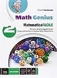 Matematica facile. Per la Scuola media. Con e-book. Con espansione online: 2