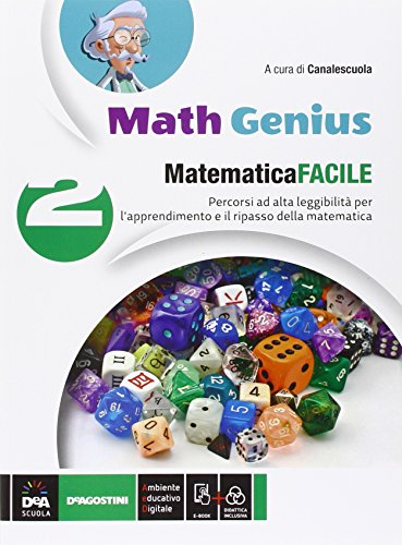 Matematica facile. Per la Scuola media (Vol. 2)