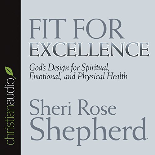 Fit for Excellence audiobook cover art