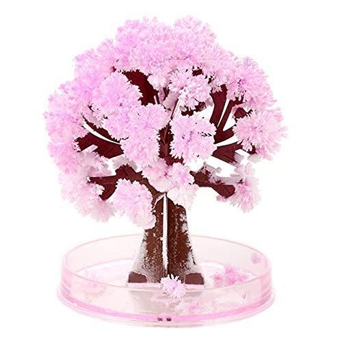LUCOG Magie Sakura Fleur D'arbre En Papier Fleur Artificielle Creative Diy Home Decor Dégagement Vente