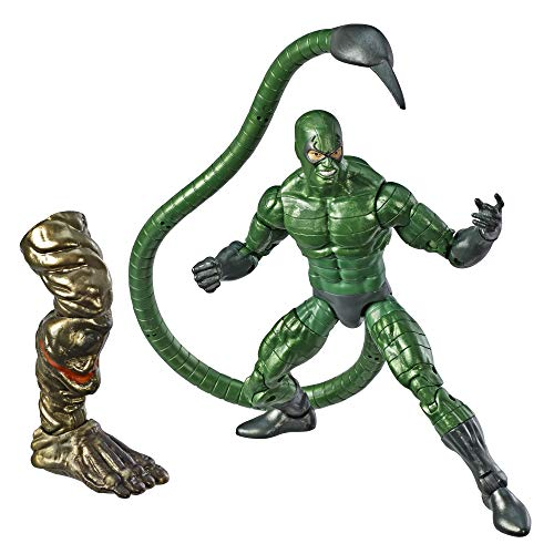 Spider-Man Marvel Legends Series 6' Marvel's Scorpion Collectible Figure