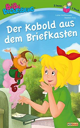 Bibi Blocksberg - Der Kobold aus dem Briefkasten: 2 lesen 1 Buch