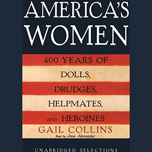America's Women audiobook cover art