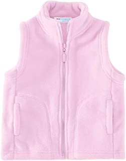 LittleSpring Little Boys' Vests Zipper Pocket