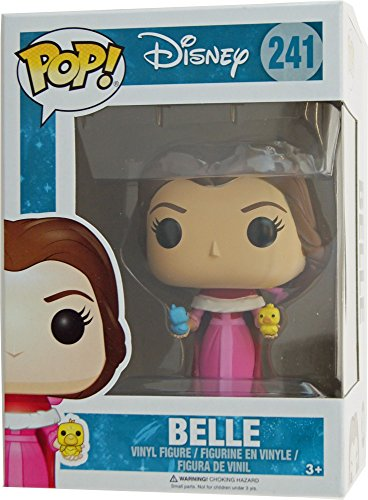 Funko - Pop Vinyl Figura 241 Belle with Birds Edición Limitada - Disney - Modelo n. 22391