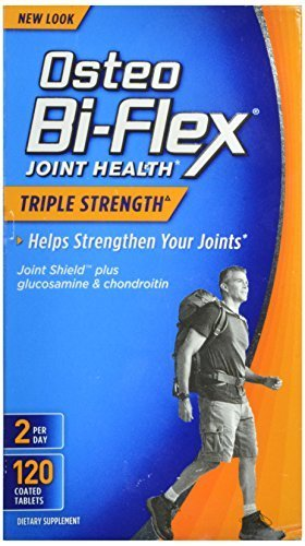 Osteo Bi-Flex Triple Strength, 120 Coated Tablets by Osteo Bi-Flex