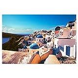 artboxONE Poster 30x20 cm Städte Santorini, Greece