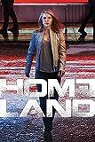 KJHJKH Homeland Tv Show Posters 5D DIY Diamantmalerei,Full