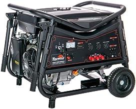 """Gerador Gasolina Toyama 8.0kva Avr Trifásico 220v quadro""""v"""" Tanque 25l Sensor de Óleo Partida Elétrica Tg8000cxev3d-xp"""