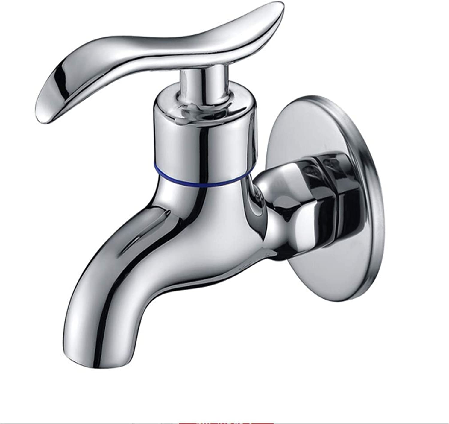 Kitchen Taps Faucet Modern Kitchen Sink Taps Stainless Steelcopper Mop Pool Faucet Single Cold Quick Boiling Nozzle Ceramic Disc Valve Core