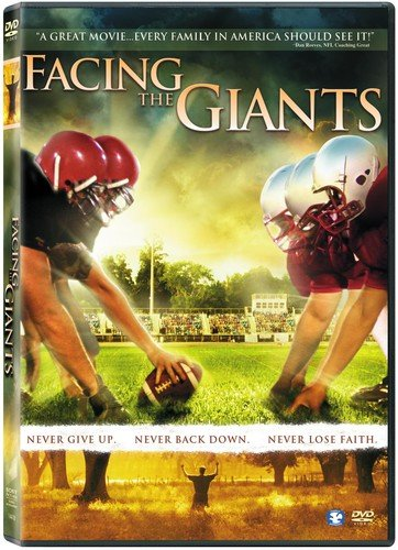 Facing the Giants [Reino Unido] [DVD]