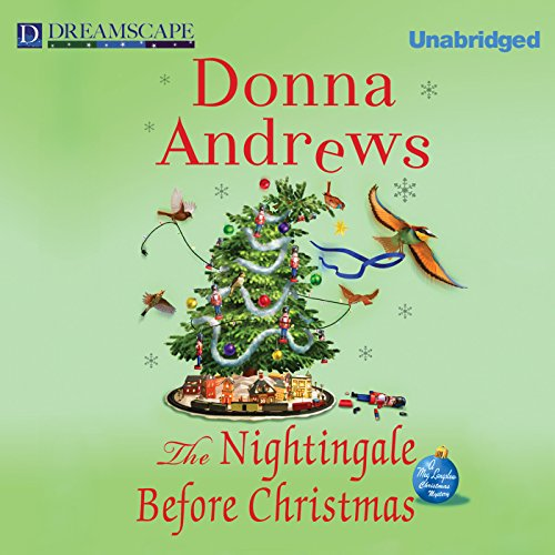 The Nightingale Before Christmas audiobook cover art