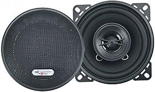 Excalibur Lautsprecher X102 400 Watt 10 cm Koax für Renault Kangoo I bis 2007