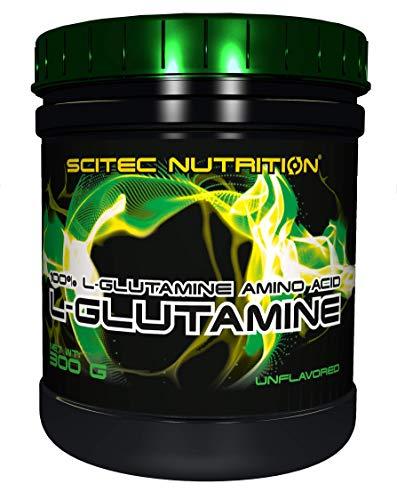 Scitec Nutrition 100{345e7a2a8bb5c2a857ffa3263f872d1f809c842e769c7b235249ccdfa3b3d55b} L-Glutamine, 300g
