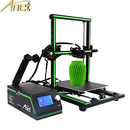 Anet E10 Aluminum Frame 3D Printer DIY Kit (Anet E10)