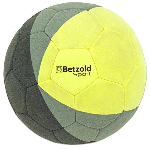Betzold Sport Soft Indoor Fußball, Größe 5 (Umfang 68 - 70 cm), 410 - 450 g - Hallenfußball Sportunterricht Teamspiele Hallenspiele Fußball