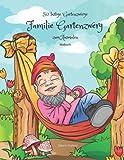 30 lustige Gartenzwerge Familie Gartenzwerg zum Ausmalen Malbuch