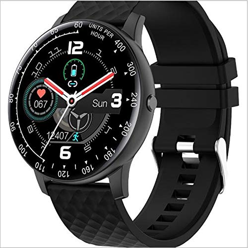 Smart Watch, Fitness-Activity Tracker, 1.28'Inch Touch Screen, Smart Wristband Bracelet Heart Rate Monitor,IP67 Waterproof, Bluetooth, Health Assistant For Men & Women, IOS 9.0+ and Android 4.4+