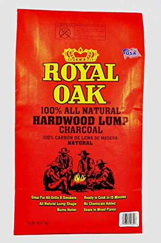 Royal Oak Natural Lump Wood Charcoal