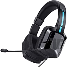 TRITTON Kama Plus Gaming Headset with mic, for ps4,for Playstation Vita,for Nintendo Switch,for Laptop,for Xbox One (Adapter Needed)