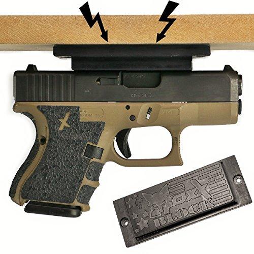 Foxx Block Magnetic Gun Mount for Vehicle and Home - Gun...