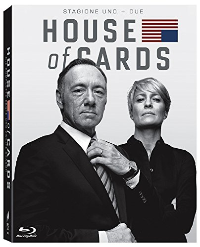House Of Cards - Stagione 01-02 [Blu-ray] [IT Import]