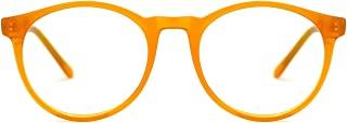 TIJN Vintage Round Optical Eyeglasses Unisex Eyewear Frame