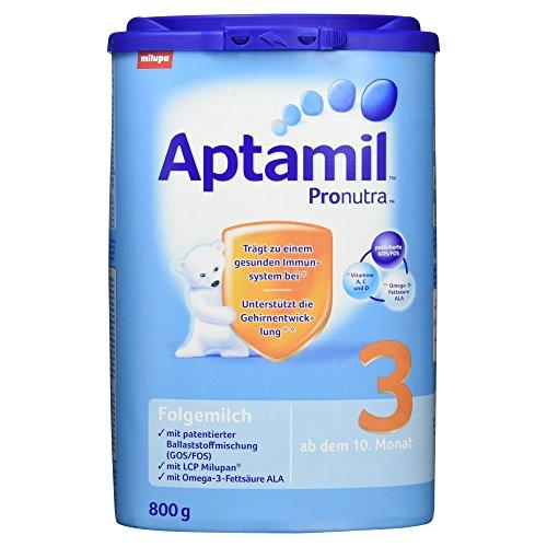 Aptamil Pronutra 3 Folgemilch, ab dem 10. Monat, 800 g