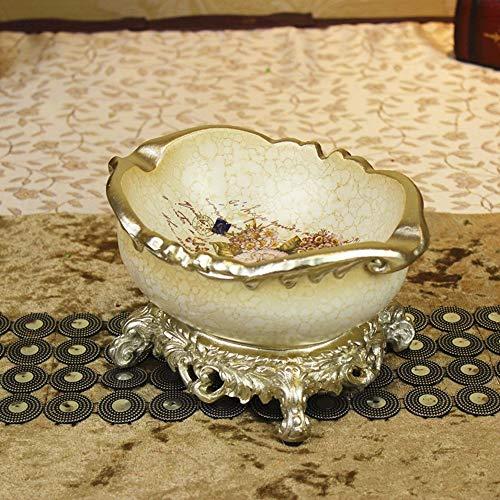 WANGXINQUAN Cenicero en forma de barco para el hogar, sala de estar, dormitorio, hotel, caja de almacenamiento de escritorio, caja de regalo, 19 x 14 x 11 cm