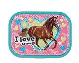 Mepal Rosti Brotdose Campus mit Bento-Einsatz - My Horse Pferd 107440065369