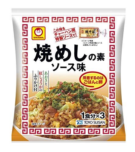 マルちゃん 焼めしの素 ソース味 31.2g×12個