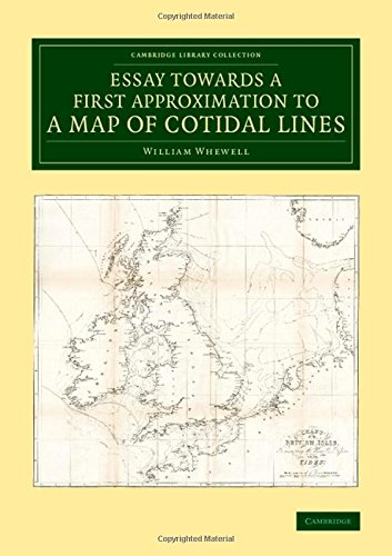 Essay towards a First Approximation to a Map of Cotidal Lines