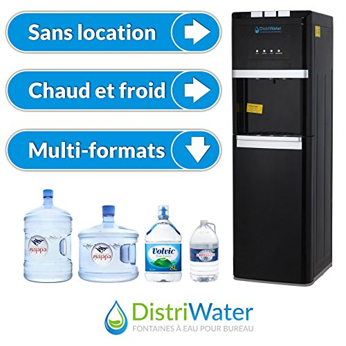 Distributeur d'eau fraîche ou chaude -...