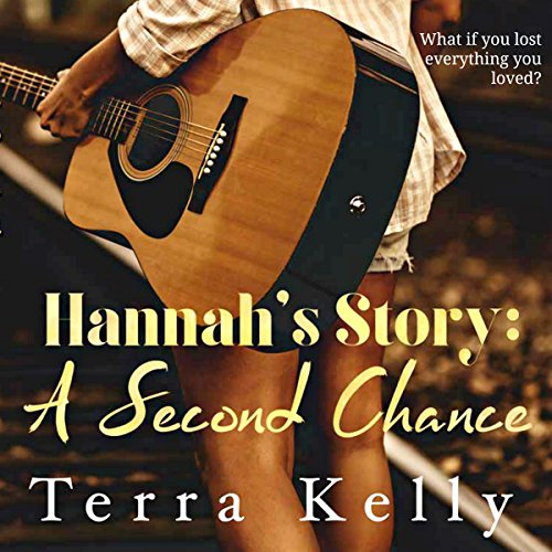 Hannah's Story audiobook cover art