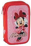 Giochi Preziosi LSC12789 Minnie Astuccio Triplo (Vers. Pink)