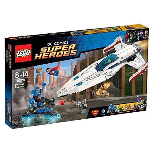 LEGO Super Heroes 76028 - Darkseids Überfall