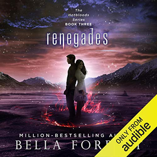 Hotbloods 3: Renegades audiobook cover art
