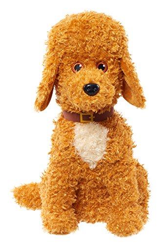 Fancy Nancy 54510 11' Barking Frenchy Plush, Brown