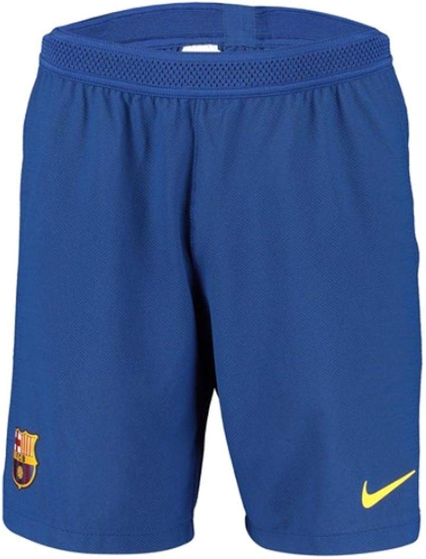 Nike 2019-2020 Barcelona Home Vapor Match Shorts (bluee)